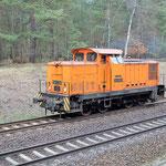Bad Belzig km 62,0 am 15.03.2012 – 346 560 von CLR