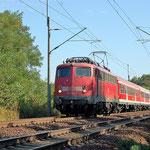 115 307 mit PBZ nach Leipzig am 27.08.2009