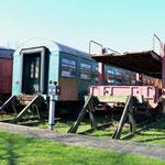 Und jetzt ein Blick über den Zaun der Belziger Eisenbahnfreunde – 14.04.2015