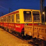 S-Bahn Berlin 485 096 wurde am 25.08.2011 zur Sanierung in AW Dessau  überführt.