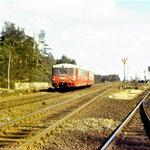 172 714  auf den Weg zur Endhaltestelle nach Beelitz Heilstätten