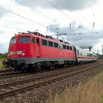 110 487 Bad Belzig Richtung Dessau am 09.08.2012