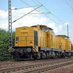 LZ 293 011 und 010 Baitz km 58,2 am 12.07.2011