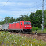 185 232 Richtung Seddin – Borkheide km 44,0 am 25.07.2015