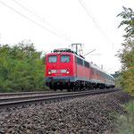 110 231 aus Richtung Dessau Baitz km 60,0 am 16.10.2008