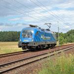 MWB 1116 912 LZ am 09.09.2012 auf den Weg nach Dessau