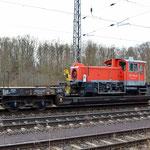 335 141 auf den Weg ins AW Cottbus am 16.01.2015