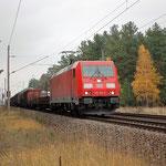 185 391 Brück km 52,8 am 09.11.2012