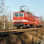 143 576 mit einer unbekannten 103 – Belzig 1994