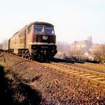 132 187 mit P-Zug von Güsten nach Belzig an km 65,8