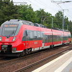 Die BR 646 wurde durch die BR 442 abgelöst  - 442 623 am 13.06.2014