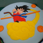 PASTEL DRAGON BALL