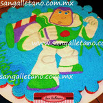 PASTEL DE CUPCAKES BUZZ LIGHTYEAR TOY STORY