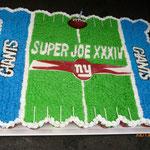 pastel cupcakes cancha futboll americano