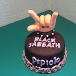 PASTEL FONDANT BLACK SABATH