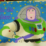 PASTEL CUPCAKES BUZZ LIGHTYEAR TOY STORY
