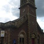 町でみかけた古い教会