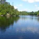キリンの翌日は、カトリン湖を目指す。 「湖の貴婦人」との異名を持つ程の美しい場所。 この周辺を一日ゆっくり歩いて過ごすこともお薦め。 時間の関係でその一端にしか触れられなかった。