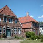 Wohnhäuser im Klosterhof