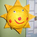 Sonne - 3. Klasse