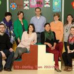 Team 2013-2014 - Foto Roschmann