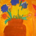 Blumenvase - 3. Klasse
