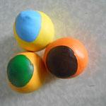 Jonglierbälle - 3. Klasse