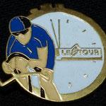 Tour de France 1992  Cycliste bleu Chrono