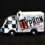 Renault 1400 kgs TYPHON     Caravane Tour de France 1951