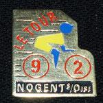 Tour de France 1992  Nogent sur Oise