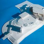 市原市 水と彫刻の丘 改修案