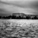 Kongresshalle und Dutzendteich
