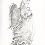 Engel Zeichnung