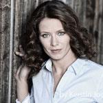 """Schauspielerin Pia Baresch Dreharbeiten """"Ruf der Pferde"""" 2012 in Seefeld"""