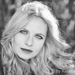 """Schauspielerin Susanne Michel  Dreharbeiten """"Ruf der Pferde"""" 2012 in Seefeld"""