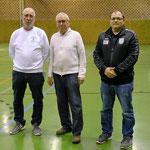 Senioren: Kreismeister Werner Kurzmann