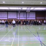 Begrüßung der Bogensportler