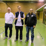 Junioren m: Kreismeister Jannik Arning