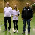 Junioren w: Kreismeisterin Kira Schubert