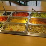 Unser Salatbuffet