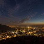 Abendstimmung auf dem Heiligenberg