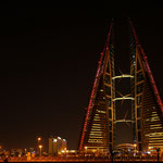 Bahrain World Trade Center (Manama, Bahrain)