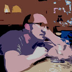 Peter F. • 2009 • Acryl auf Leinwand • 80 x 100