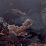 War • 2012 • Öl auf Leinwand • 100 x 160