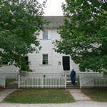 Pleasant Hill/ KY, meetinghouse