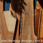 charaktervolles Holz