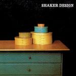 Buchtitel Shaker design von June Sprigg