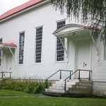 meetinghouse in Mt.Lebanon