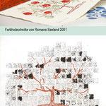 """""""tree of life""""/ Drucke und Holzschnitt von Romana Seeland"""