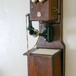 erste Telephone
